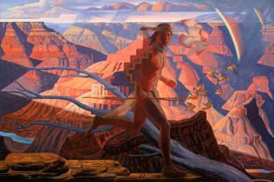 "Bryan Haynes, '""Havasupai Grand Canyon"" ', 2016"