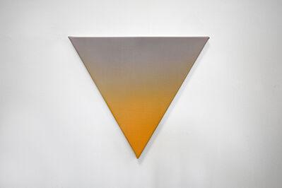Ditte Ejlerskov, 'Small Triangle Dream Gradient 2', 2020