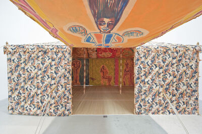Francesco Clemente, 'Standing with Truth', 2012-2013
