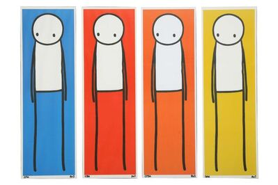 Stik, 'Big Issue Series', 2013