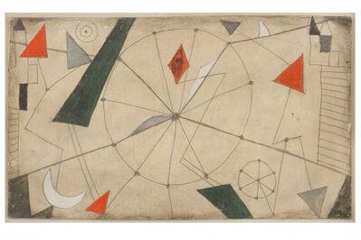 Julian Trevelyan, 'Study II'