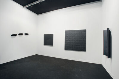 Turi Simeti, 'BLACK exibition', 2014