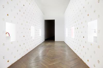 Anicka Yi, 'Installation view 7,070,430K of Digital Spit,', 2015