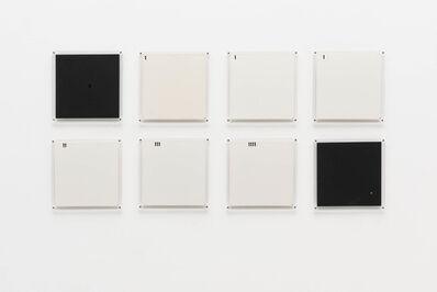 Mira Schendel, 'Untitled from Notebook series', 1971