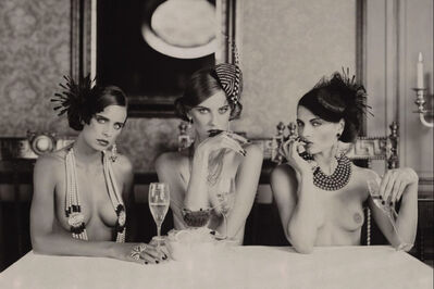 Marc Lagrange, 'Caviar Girls'