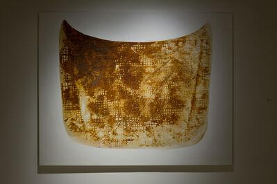 Cal Lane, 'Veiled Hood Stain #2', 2014