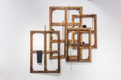 Maurizio Pellegrin, 'Geometries of air', 2014