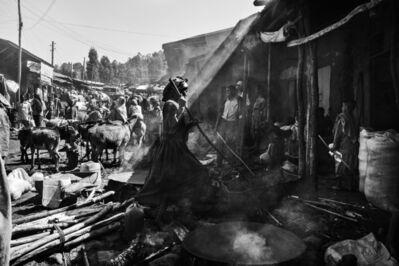 Ziv Koren, 'Gondar, Ethiopia May 2006 - The Commodity market in the Semien Gondar Zone of the Amhara Region.', 2006
