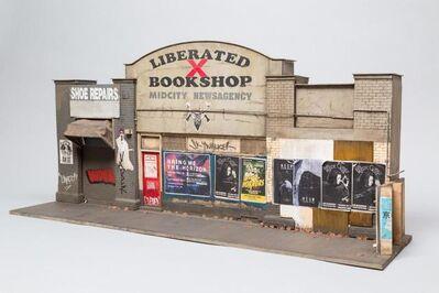 Joshua Smith, 'Liberated Bookshop', 2017