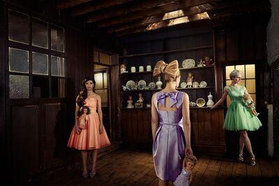 Gillian Hyland, 'Copycat Dolls', 2013