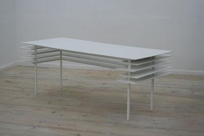 "Erwan Mével, 'Desk ""Leaves""', 2008"