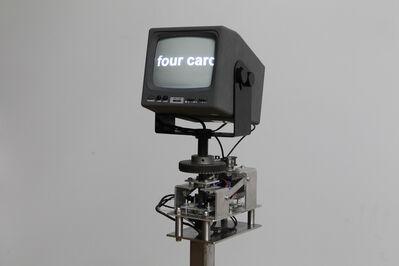 Rafael Lozano-Hemmer, 'Cardinal Directions', 2010