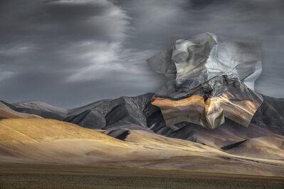 Ingrid Weyland, 'Topographies of Fragility IV', 2019