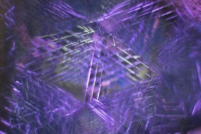 Randee Lynn Pollarine, 'Complexity Purple', 2017