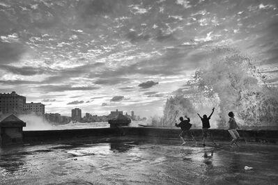 Eduardo García, 'The Wave', 2011