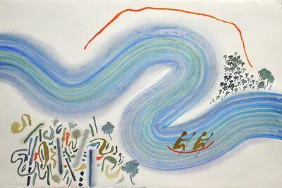 Guy Warren, 'Big River Series No 5', 2007
