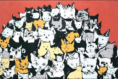 Christopher Mir, 'Cat Mountain', 2012