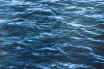 "Clifford Smith, '""Green/Blue Ocean""', 2008"
