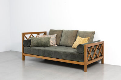 Jean Royère, 'Croisillon daybed', 1955