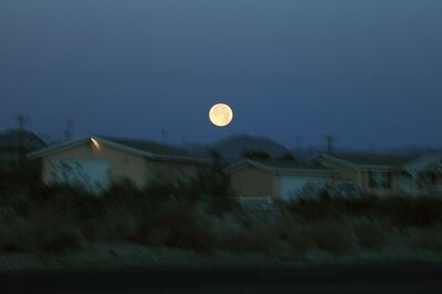 Ken Kitano, 'Blythe #1, CA  from the 'Watching the Moon' works', January 2013