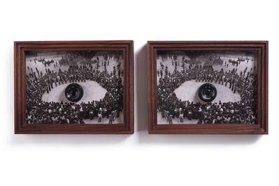 Cai Dongdong, 'eye', 2018