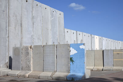Oded Balilty, 'Gaza Border, Serie Hide and Seek,', 2010