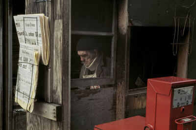 Vivian Maier, 'Chicago, October', 1976