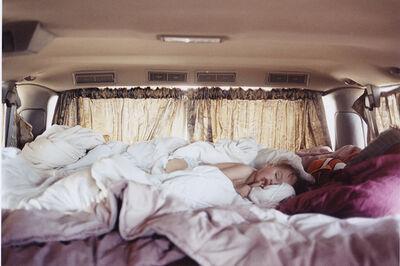 Justine Kurland, 'My Sleeping Baby', 2005