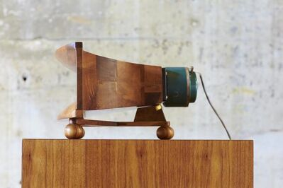 Burwell and Sons, 'Loud Speakers', 2012