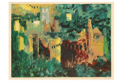 John Piper, C.H., 'St. David's, Dyfed'