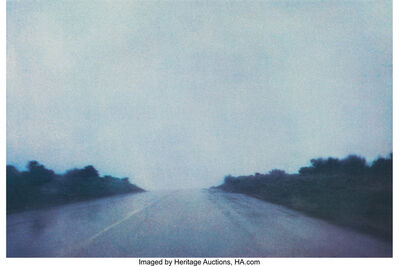 Bernard Plossu, 'Rain in New Mexico', circa 1980s
