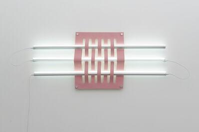 Dana Hemenway, 'Untitled (Light Weave No. 2 - pink)', 2019