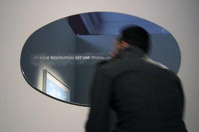 Jean-Baptiste Caron, 'L'épaisseur de l'air ', 2015