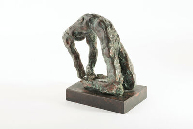 Ivor Abrahams, 'Arching Figure', 1982-1986