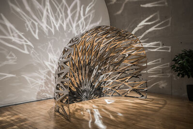 Zhoujie Zhang, 'The Mashing Mesh Gate MS-03', 2017