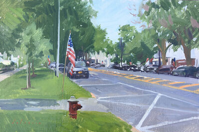 Marc Dalessio, '4th of July in Amagansett', 2018
