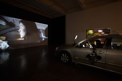 Jung Yeondoo, 'Drive in Theater', 2015