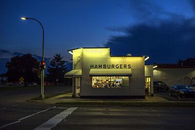 Steven Edson, 'Fast Food in Detroit', 2020