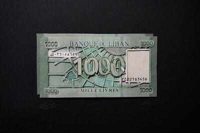 Ahmad Ghaddar, 'Inflation 8', 2020