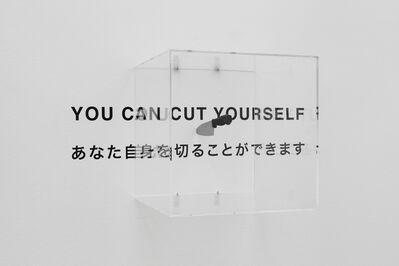 Satoshi Hashimoto, 'You Can Cut Yourself', 2016