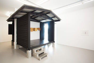 "Shooshie Sulaiman, 'Installation view from ""Sulaiman itu Melayu / Sulaiman was Malay"" at Tomio Koyama Gallery Singapore, Singapore, 2013', 2013"