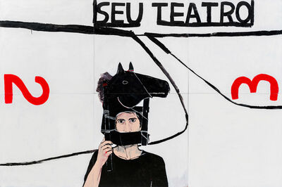 Vânia Mignone, 'Sem Título [Untitled]', 2013