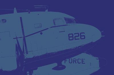 Ricardo Beron, 'P4 (Pima County Air Space Museum, Tucson, AZ)', 2018