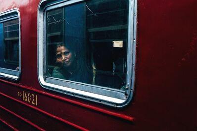 Callie Giovanna, 'Train, Sri Lanka', 2017