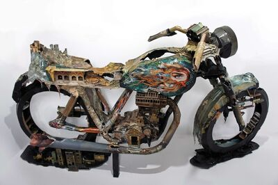 Chris Jones, 'Motorcycle', 2019