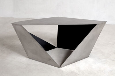 Teodosio Magnoni, 'Solido vuoto barca', 1990