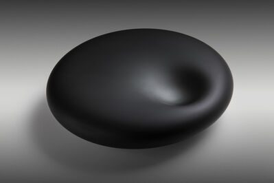 Ondřej Strnadel, 'Black Plate', 2019