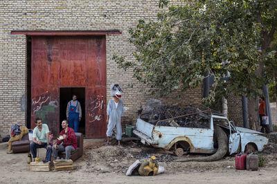 Gohar Dashti, 'Volcano 6', 2012