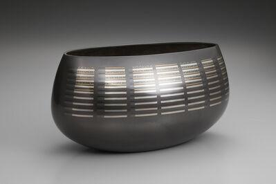 "Nakagawa Mamoru, 'Vase ""Calm Sea""', 2016"