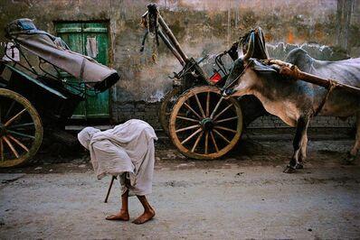 Steve McCurry, 'Widow, Vrindavan, India', 1995